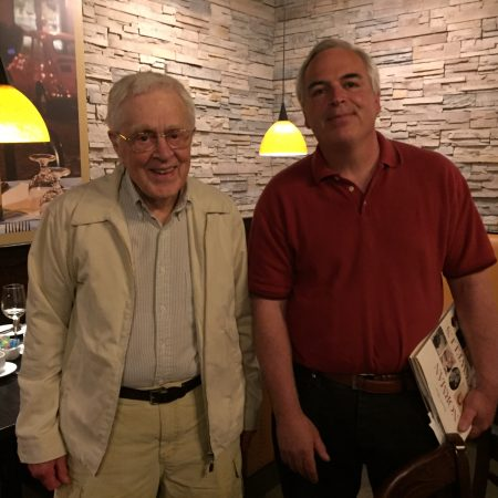 Tom Rockwell with Steve Haggerty